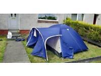 3/4 Man Tent