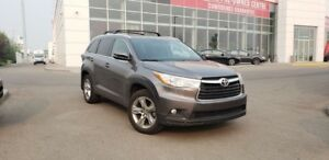 2016 Toyota Highlander Limited AWD 7-Passegers