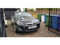 Vauxall Astra 2.0 cdti top spec elite model