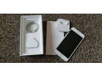 Apple Iphone 7plus, 32gb on O2 in silver