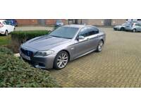 Selling bmw 520d m sport automatic 2012