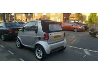 Urgent Sale Smart fortwo Cabrio Heated seats
