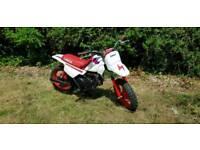 Yamaha PW50 Kids motocross bike 50cc