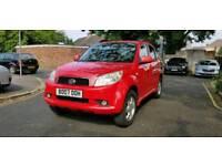 07 Daihatsu Terios 1.4 Automatic Petrol Parking Sensor Low Insurance/Tax 1 Yr MOT