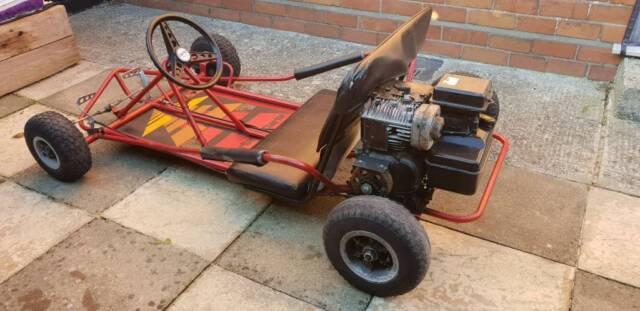 Clarke go kart 2 seater | in Westbury On Trym, Bristol | Gumtree