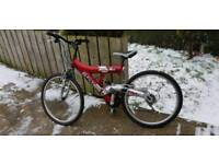 Ml ELECTRON aduits . mountain bike for sale