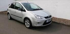 Ford C-Max zetec 1.8 full years mot