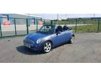 MINI COOPER 1.6 CONVERTIBLE *MAY SWAP OR PX*