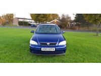 VAUXHALL ASTRA ESTATE 1.6 PETROL AUTOMATIC 12 MONTHS MOT HPI CLEAR DRIVES EXCELLENT.