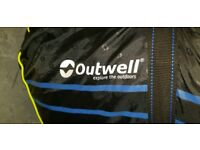 Autowell awning