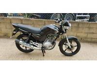 Yamaha ybr 125 good runner