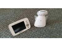 Angelcare ac1300 baby monitor&motion sensor mat