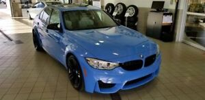 2016 BMW M3 PREMIUM EXECUTIVE TECHNOLOGY PACKAGE!