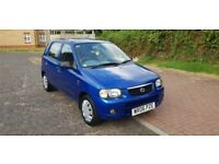 2006 Suzuki Alto 1.1 GL 5dr 30£+Road+Tax+1++Owner+From+New Manual @07445775115