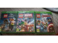 Xbox one lego games
