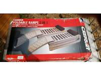 Set of car ramps for sale