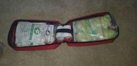 30 Piece First Aid Kits. Brand new.