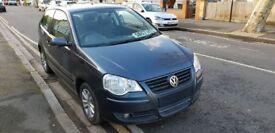 2007 VW POLO 1.2 PETROL MANUAL 12 MONTHS MOT