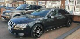 Audi A8 LBW Hybrid automatic low mileage long MOT