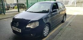 Volkswagen Polo match 60, 2009 year, 66000 mileage, for sale
