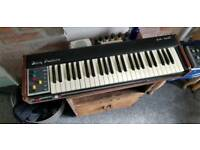 Jen String Machine Analog Synth 60s 70s Synthesiser keyboard