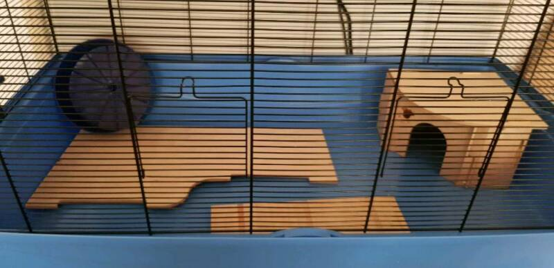 Barney hamster cage for sale  Tower Hamlets, Canary Wharf