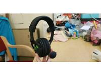 Turtle Bay Ear Force X12 gaming headset. Barely used.