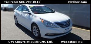 2014 Hyundai Sonata GLS Sunroof & Heated Seats