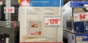 SMALL FRIDGES / FREEZERS & WINE COOLERS / NEW IN ORIGINAL BOX
