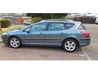 2005 Peugeot 407 SW 2.2 SV 5dr Automatic @07445775115