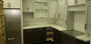 Save Thousands! Show room kitchen for sale Quartz Counter top included.Cheap kitchen solution!