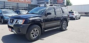 2014 Nissan Xterra PRO-4X | LEATHER | NAVI | REAR V/CAM