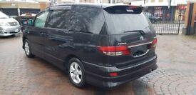 Toyota Estma Aeras 2005(54)8 Seater, ZAFIRA/ALPHARD/STEPWAGON/TOURAN/SHARON