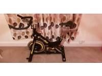 Bodymax B15 indoor cycle exercise bike