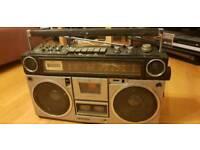 Sanyo M9990k stereo cassette player