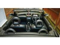 Peugeot 206cc Convertable 2.0L Very nice condition