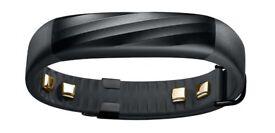 UP3 by Jawbone Heart Rate, Activity + Sleep Tracker, Black Twist