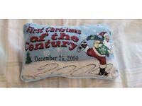 boyds christmas cushion