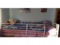 Children's Bed Frame with Mattress