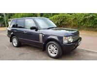2004 Land Rover Range Rover 3.0 Td6 Vogue 5dr Automatic @07445775115