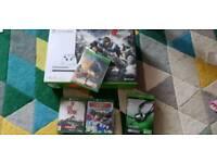 Xbox One S plus accessories