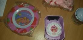 Strawberry shortcake items toys