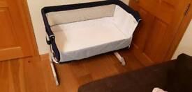 Babylo Cozy Sleeper Crib