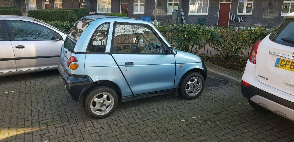 G Wiz Electric Car