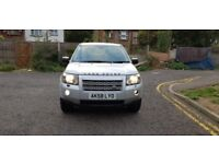 2009 Land Rover Freelander 2 2.2 TD4 SE 5dr Auto+1+Owner+From+New+Dual+Sun+Roof @07445775115