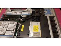 HP Proliant DL380 G5   2x Xeon Quad Core   32GB RAM   VMWare 6.5
