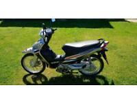 Suzuki address fl 125