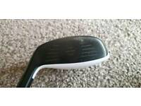 Taylormade areo burner rescue/3wood