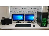 Titan Xenomorph Desktop PC Intel Core i3 540 3.06GHz @ 4.20GHz Nvidia Edition DDR3 System