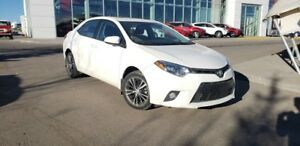 2016 Toyota Corolla LE Upgrade Package